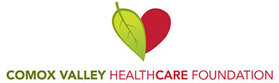 Comox Valley Healthcare Foundation Retina Logo