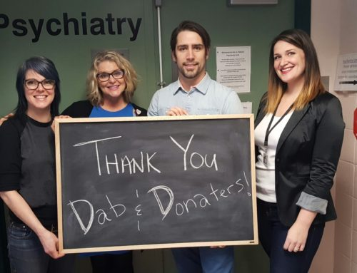The Comox Valley loves to Dab & Donate