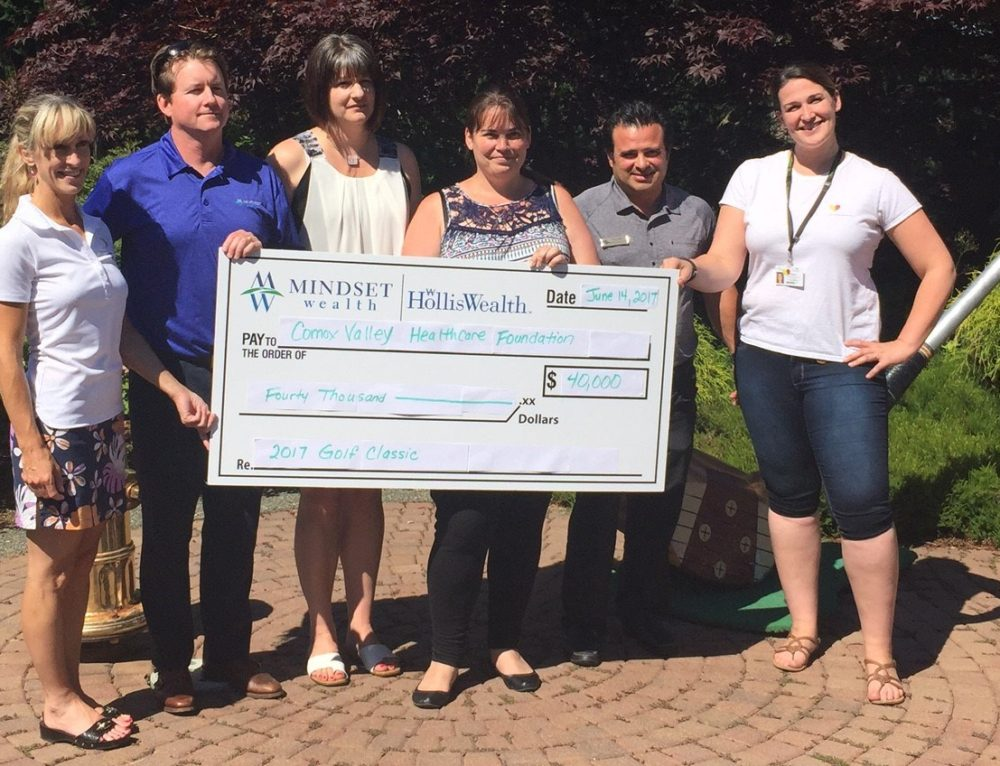 27th Mindset Wealth Golf Classic raises $40,000 for CVHF