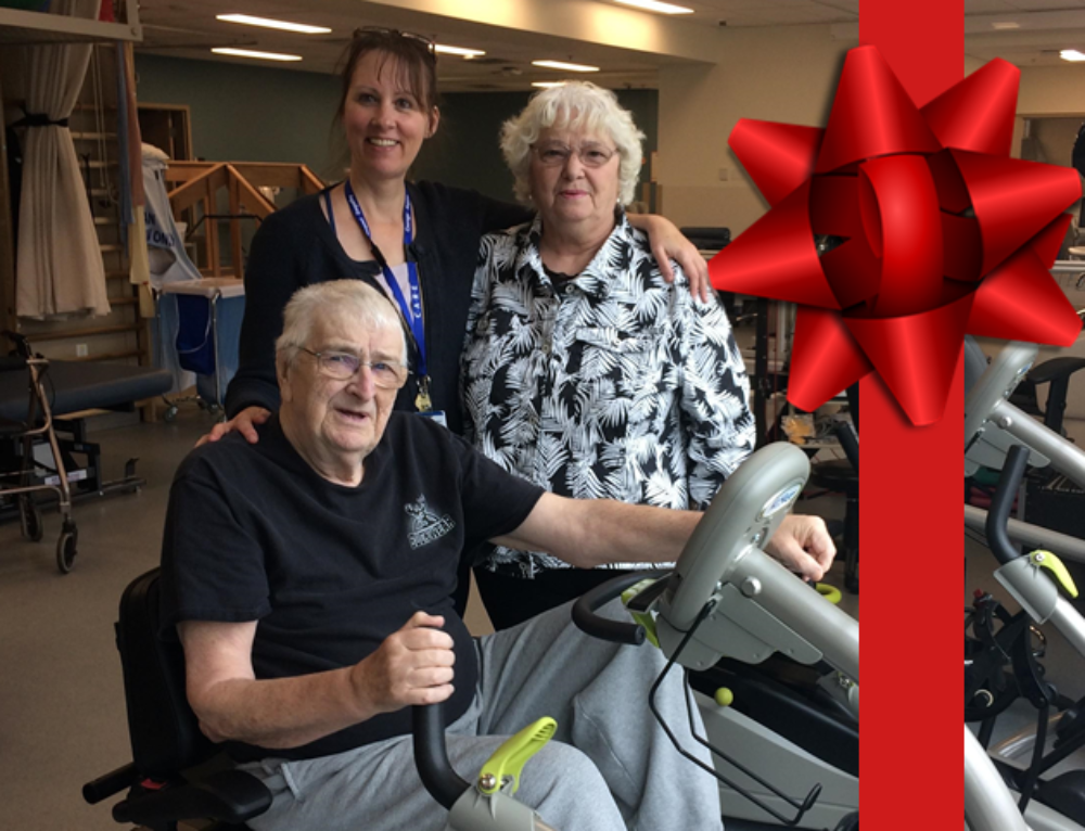 'Tis the season to be mobile: Bill's story