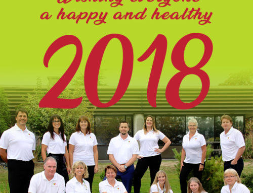 Happy New Year from the Foundation Board and Staff!