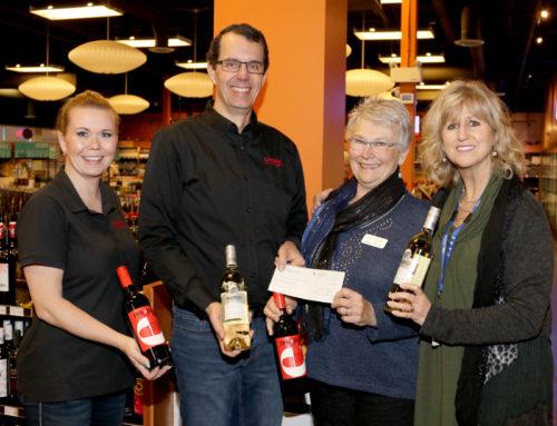 Cascadia Celebrates the New Hospital with a Donation