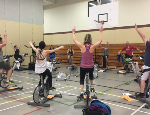 Spin-a-thon 2018!