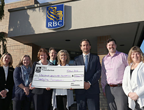RBC Foundation Donates $25,000