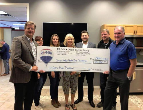 Over $44,000 was raised from the 2018 Golf Classic!