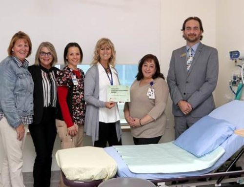 RBC Foundation Support of Our Maternity Department