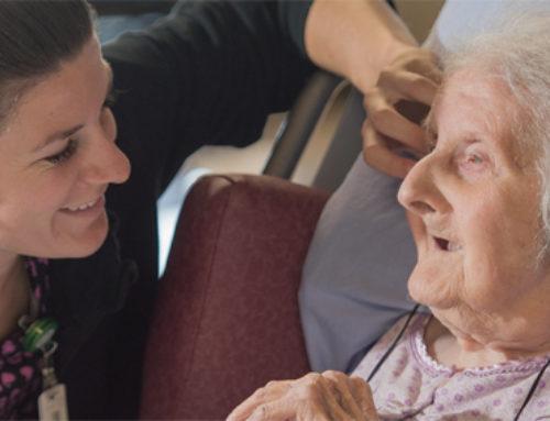 The Future Role of St. Joseph's in Seniors' Care in Comox