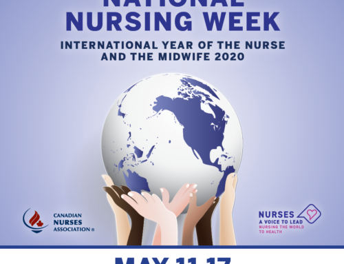 National Nursing Week – May 11 to May 17