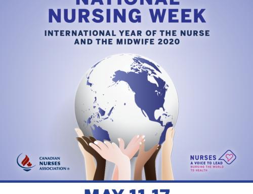 National Nursing Week – May 11 to May 17