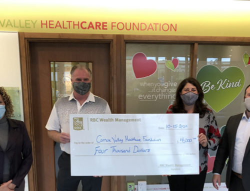 RBC Dominion Securities Supports Local Healthcare
