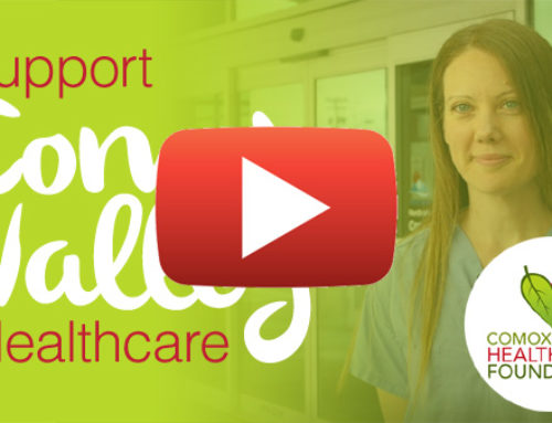 Support Comox Valley Healthcare
