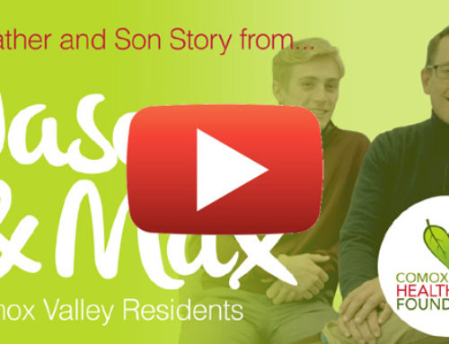 A Father and Son Patient Story by Jason and Max