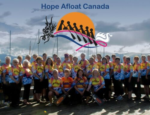 Hope Afloat raises $1,205 in support of palliative care.