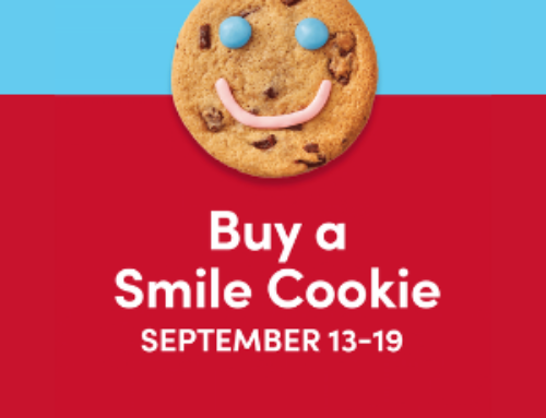 Buy a Smile Cookie – September 13 – 19