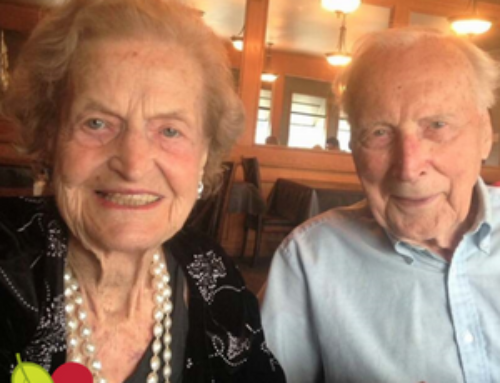 Legacy of Care: David and Sybil Hunden